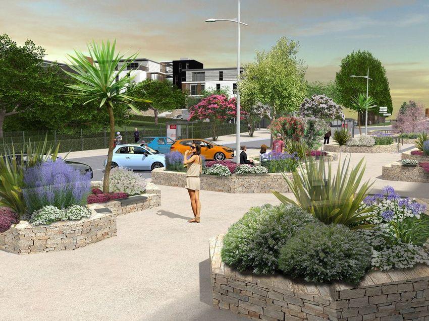 À Saint-Marc, les aménagements vont se poursuivre jusqu'en 2021.
