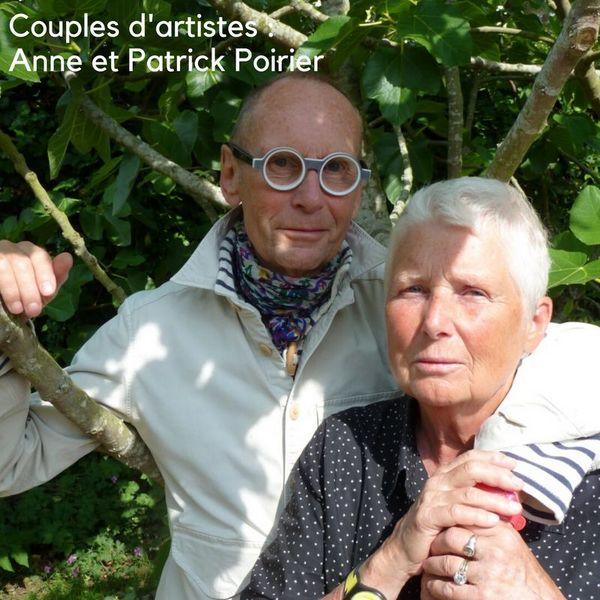Couples d'artistes: Anne et Patrick Poirier