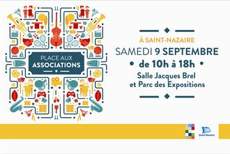 Place aux associations le 9 septembre 2017