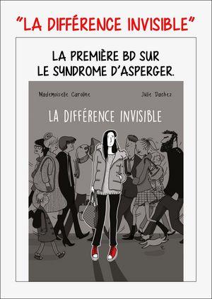 """L'exposition """"La différence invisible"""" à partir du 9 octobre."""