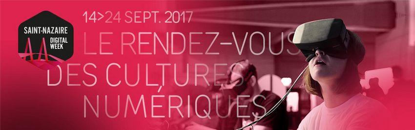 Saint-Nazaire Digital week