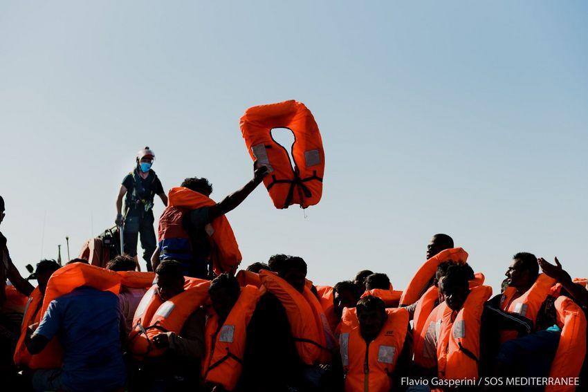 © Flavio gasperini / Sos Méditerranée