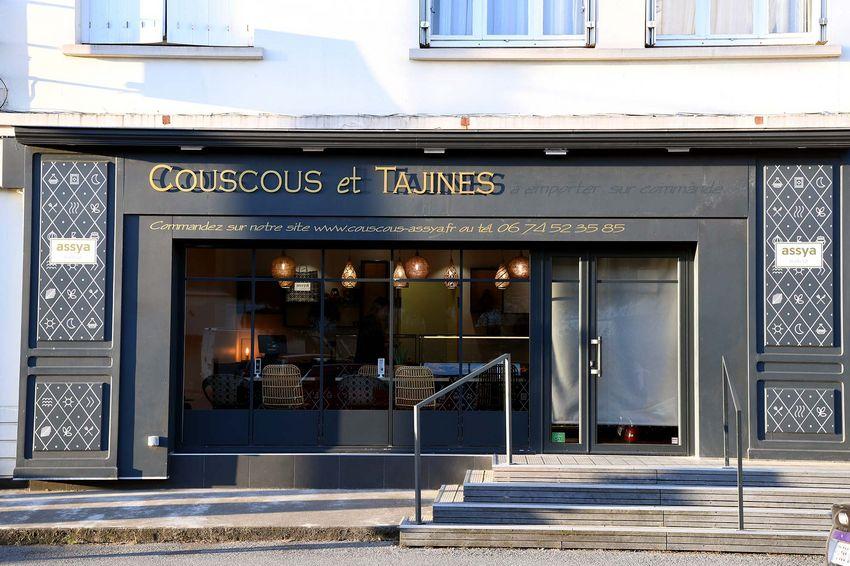 Le traiteur Assya propose ses saveurs orientales au 29 route des Fréchets à Saint-Nazaire. (©Ville de Saint-Nazaire - Christian Robert)
