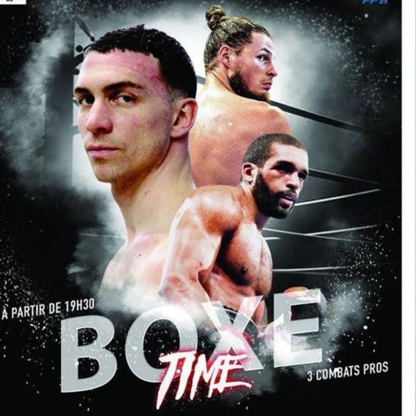 Gala boxing time