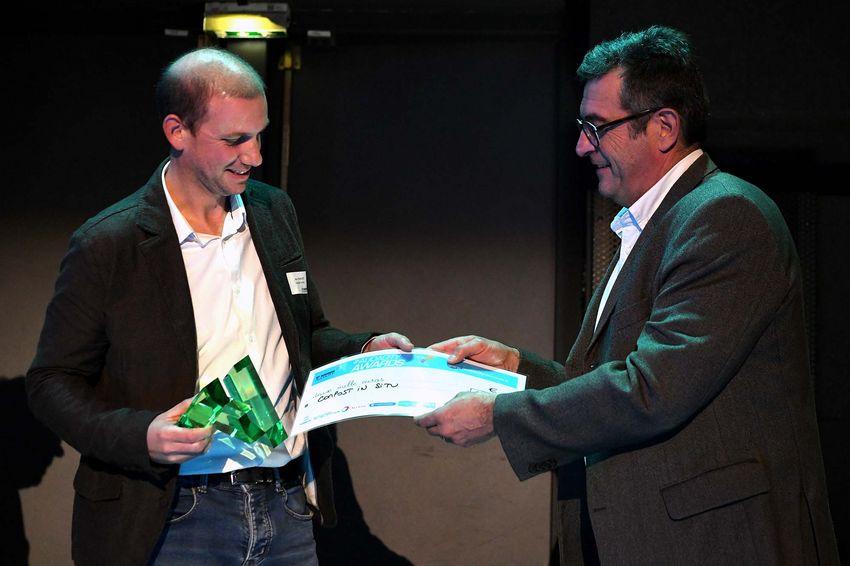 Trophée croissance verte :COMPOST IN SITU