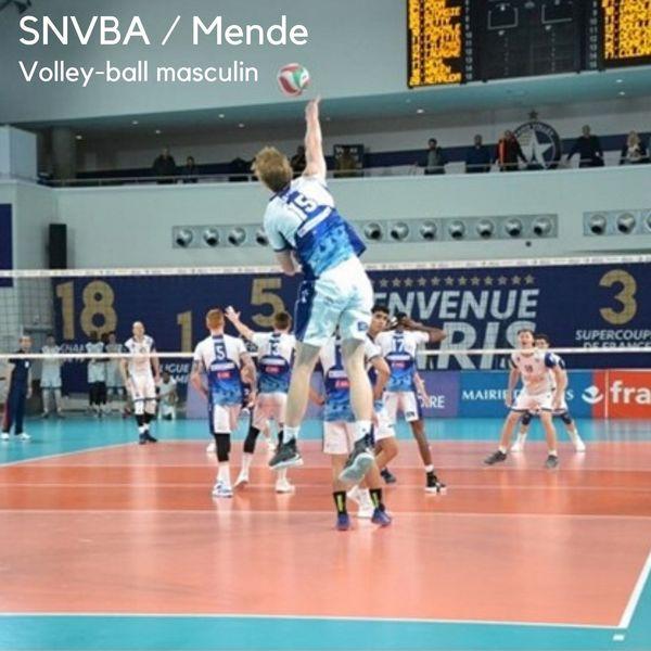 Volley.SNVBA / Mende