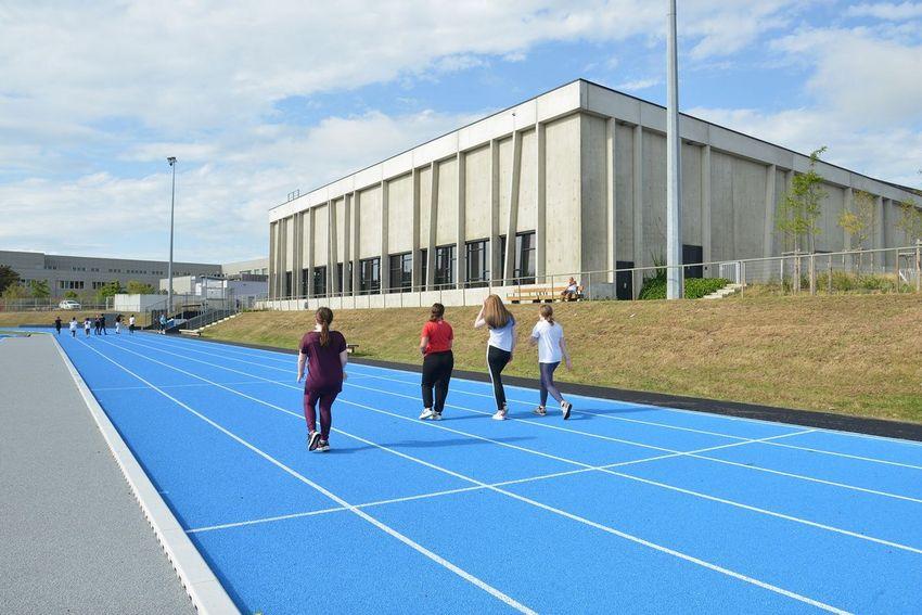 La piste est également accessible librement en dehors des séances d'entraînements.