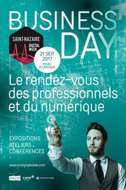 Saint-Nazaire digital week - business day