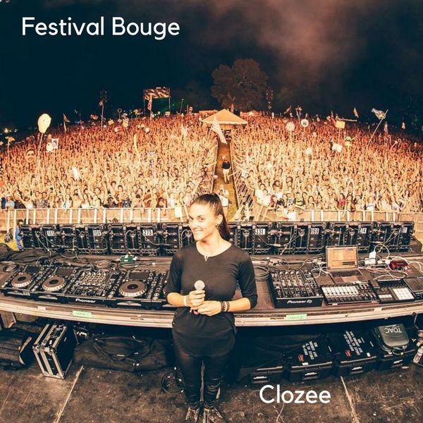 Festival Bouge : Clozee