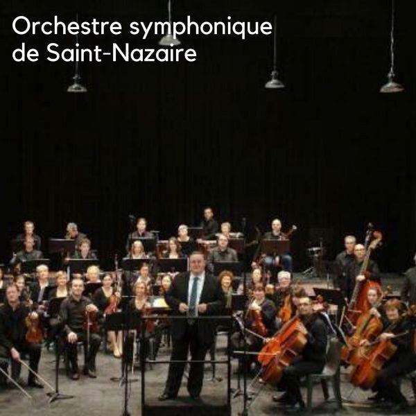 L'orchestre symphonique de Saint-Nazaire en répétition publique