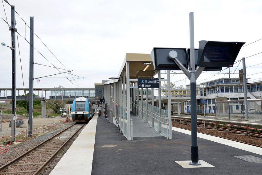 Gare SNCF de Saint-Nazaire