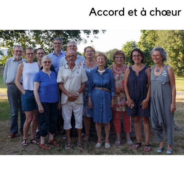Accord et à chœur