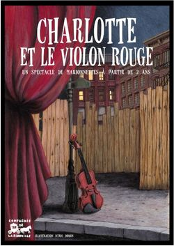 Charlotte et le Violon rouge