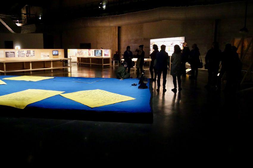 """L'exposition """"Les enfants d'abord !"""" est à voir au LiFE à Saint-Nazaire jusqu'au 1er avril 2018. (©Ville de Saint-Nazaire)"""
