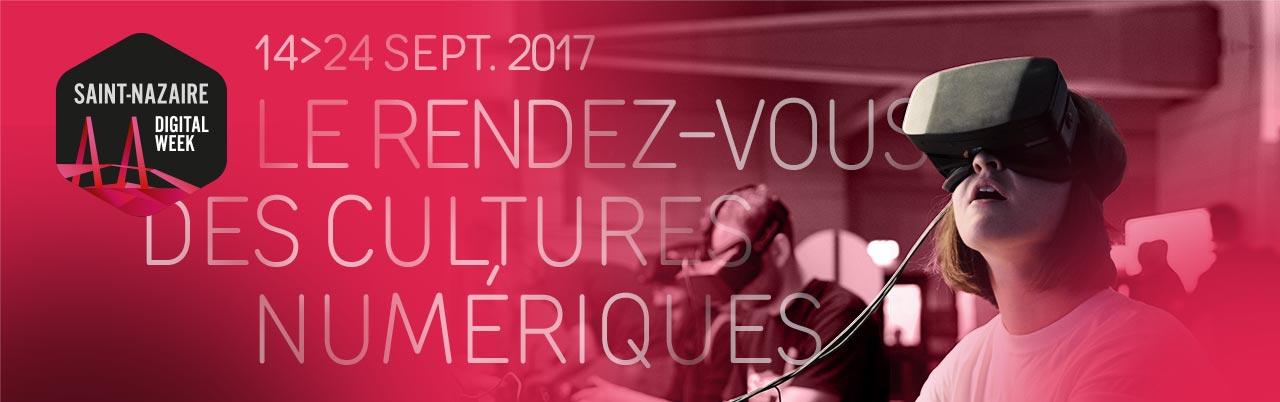 Saint-Nazaire digital week 2017