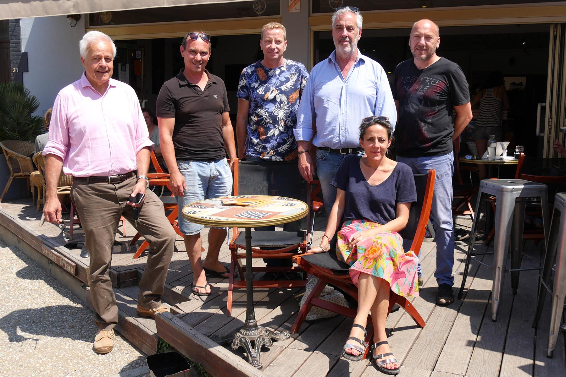 Les équipes du collectif Culture Bar-Bars et du festival Les Escales vous présentent « Warm-Up »