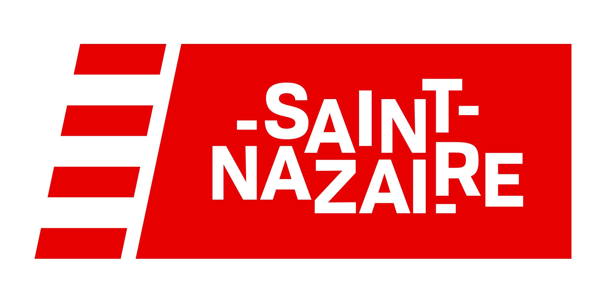 Le nouveau logo de Saint-Nazaire