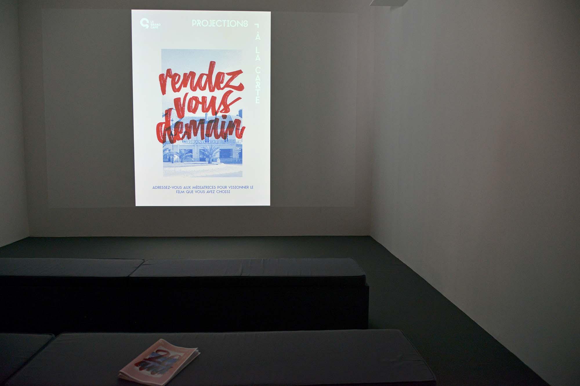 """Retour sur 20 ans de programmation au Grand Café avec l'exposition """"Rendez-vous demain"""" (©Ville de Saint-Nazaire - Martin Launay)"""