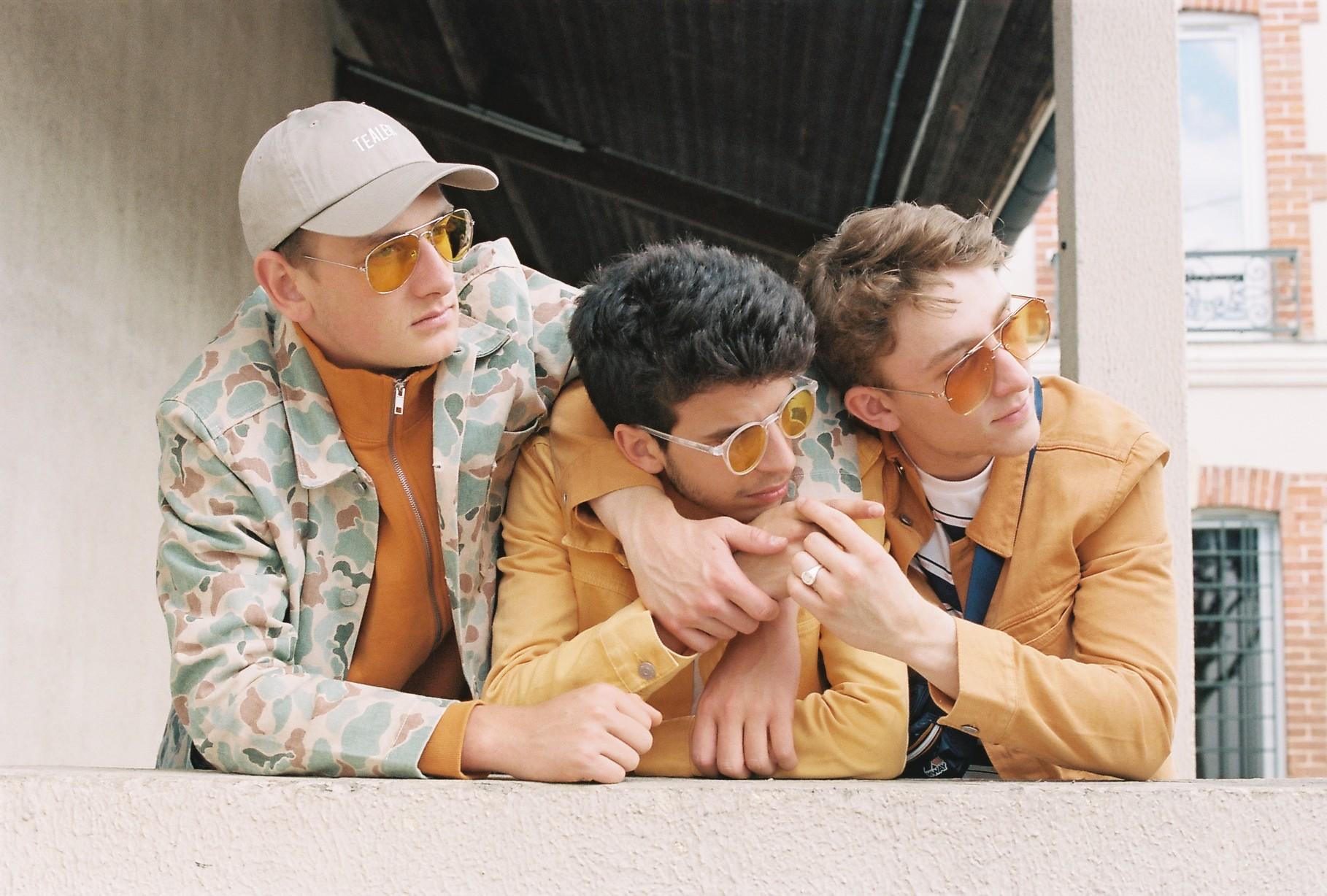 Les trois amis d'enfance de 47 TER renouvellent les codes du rap.