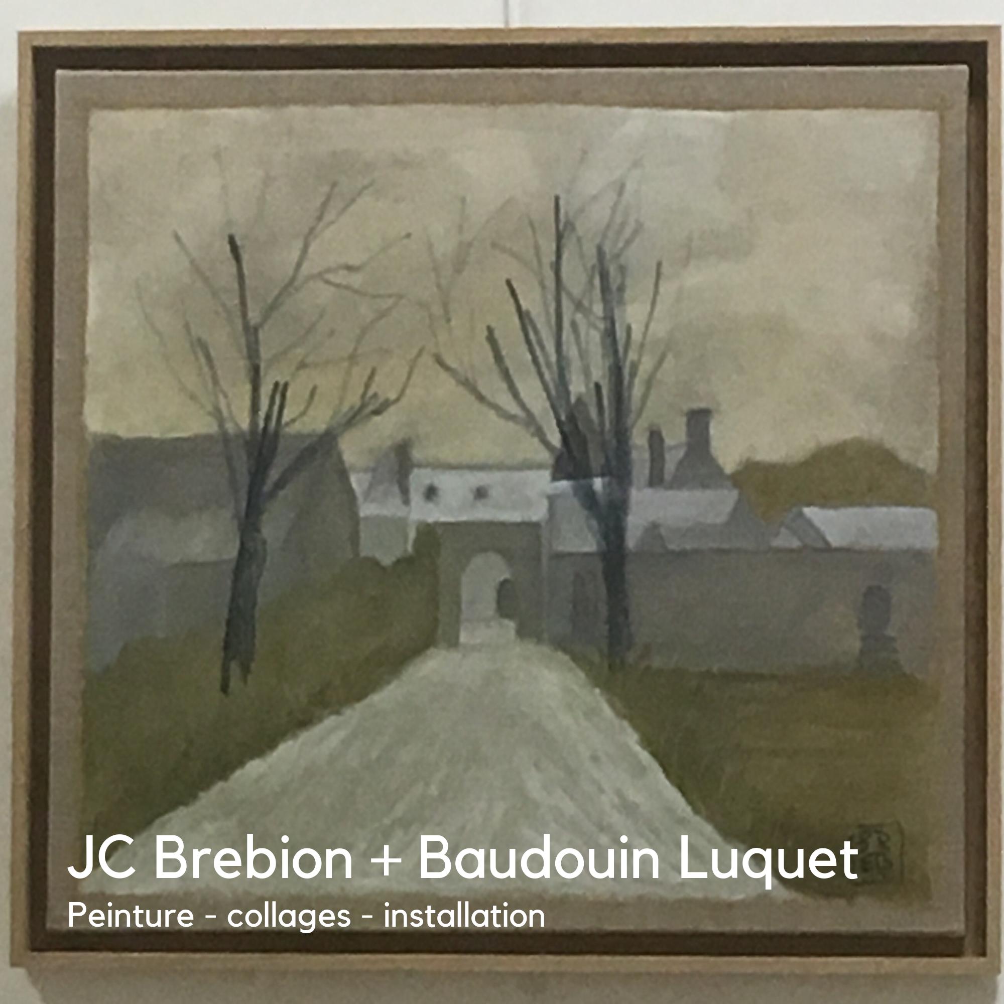 Peinture Jean-Claude Brebion