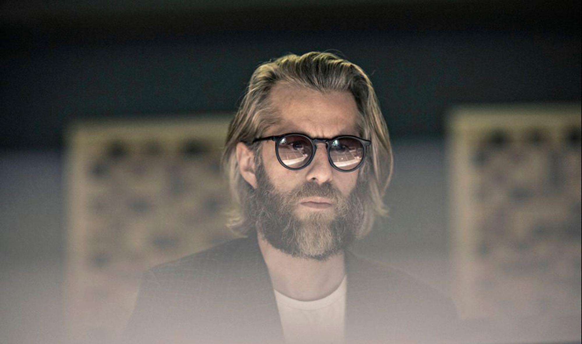 Le DJ électro Andrew Claristide. © Philippe Levy