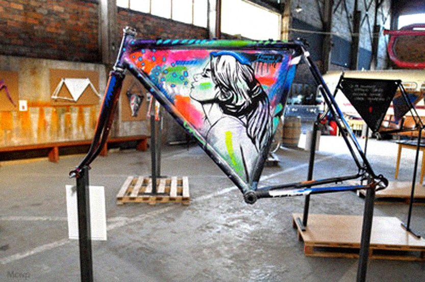 "Exposition ""Bike art"""