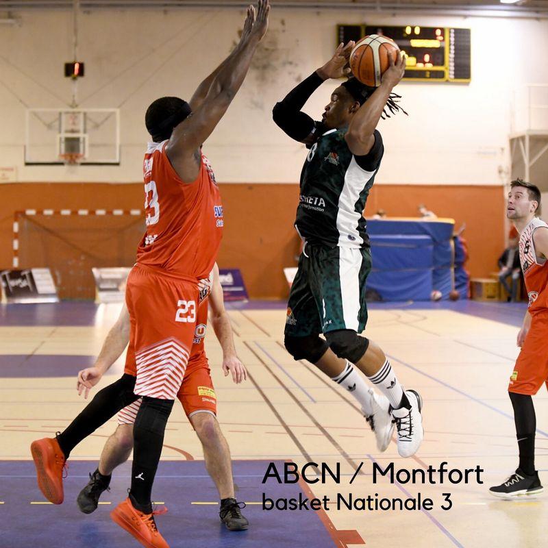 Basket – ABCN / Montfort